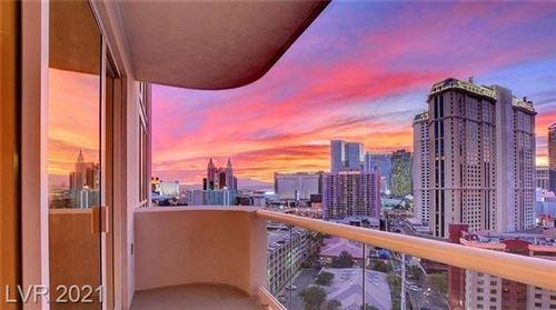 Photo of 135 East HARMON Avenue #1801&1803, Las Vegas, NV 89109 (MLS # 2321594)