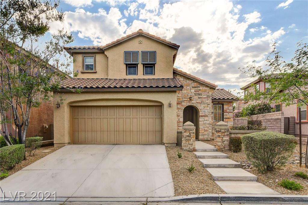561 Bachelor Button Street, Las Vegas, NV 89138 - MLS#: 2306594
