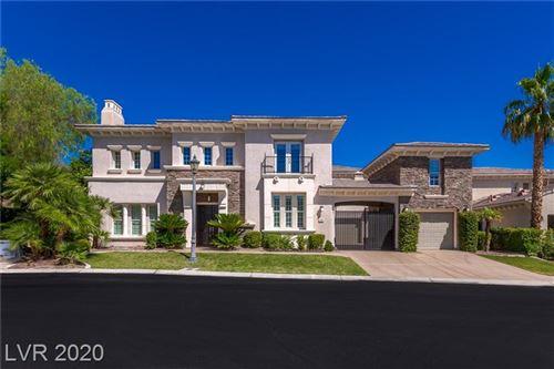 Photo of 405 Grand Augusta Lane, Las Vegas, NV 89144 (MLS # 2209595)