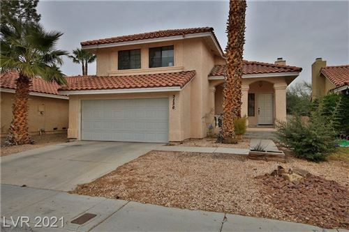 Photo of 3136 Clamdigger Lane, Las Vegas, NV 89117 (MLS # 2263595)
