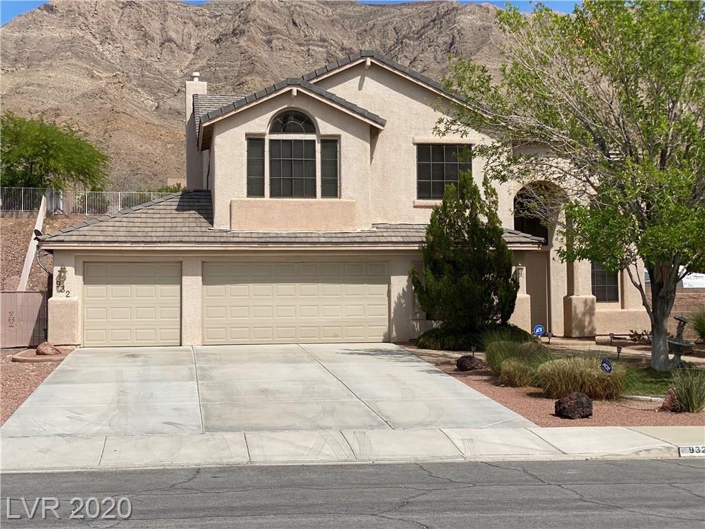 Photo of 932 Sugar Springs, Las Vegas, NV 89110 (MLS # 2195595)