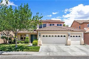 Photo of 5892 SHINING MOON Court, Las Vegas, NV 89131 (MLS # 2103596)