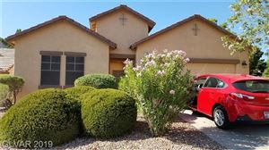 Photo of 725 PACIFIC CASCADES Drive, Henderson, NV 89012 (MLS # 2129596)