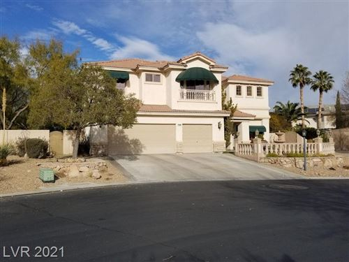 Photo of 7340 Falvo Avenue, Las Vegas, NV 89131 (MLS # 2261596)