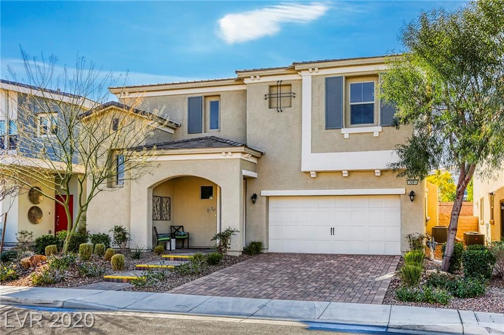 Photo of 3081 HUSHED SONNET Avenue, Henderson, NV 89044 (MLS # 2171596)