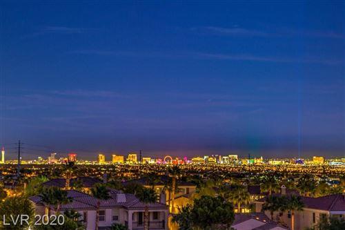 Photo of 11692 Glowing Sunset Lane, Las Vegas, NV 89135 (MLS # 2244597)