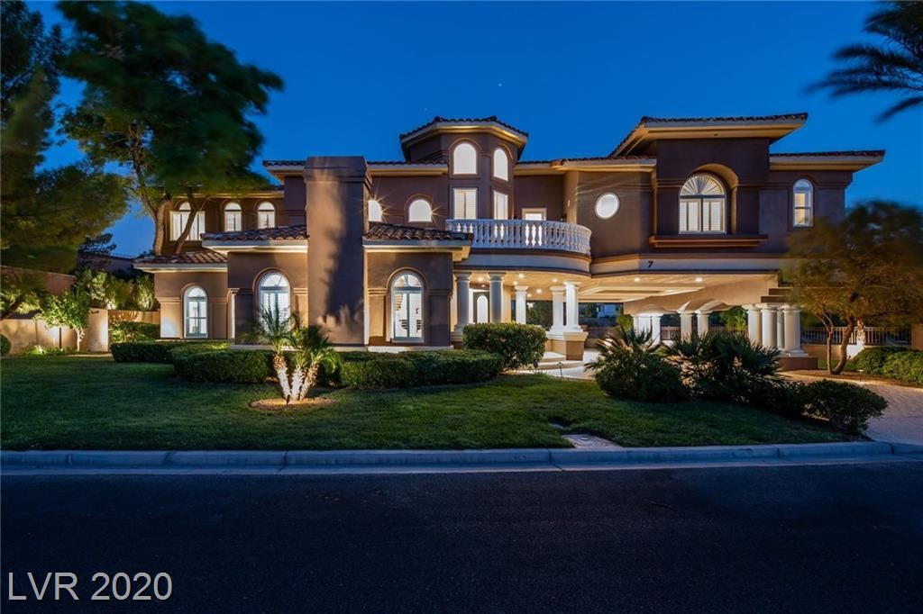 Photo of 7 Rue Promenade Way, Henderson, NV 89011 (MLS # 2225597)