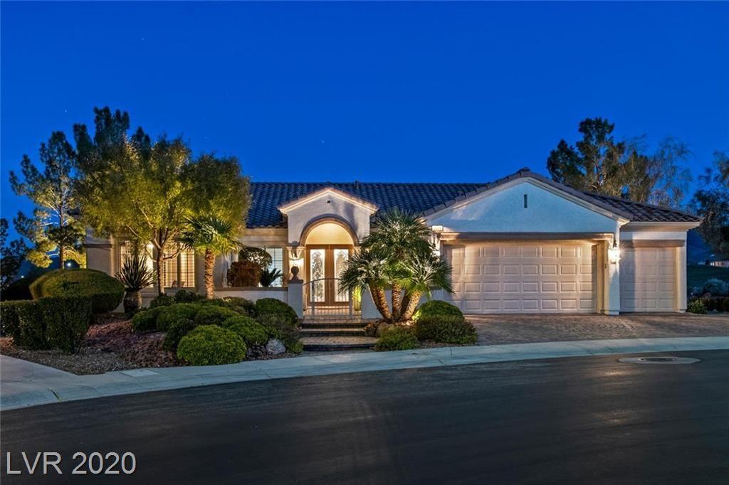 Photo of 2648 RICEVILLE Drive, Henderson, NV 89052 (MLS # 2184598)