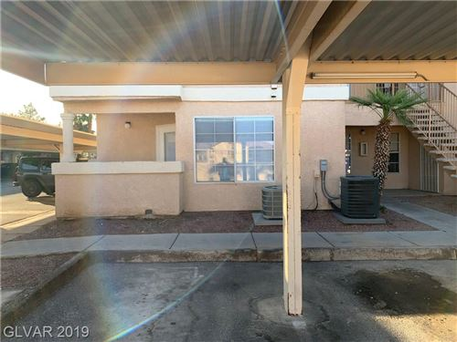 Photo of 1830 PECOS Road #125, Las Vegas, NV 89115 (MLS # 2157599)