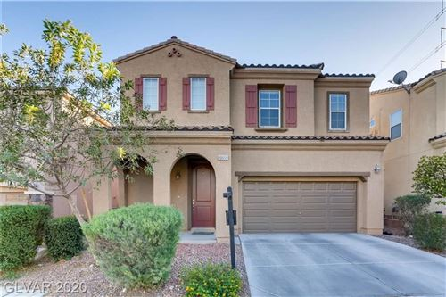 Photo of 10659 THOR MOUNTAIN Lane, Las Vegas, NV 89166 (MLS # 2162599)