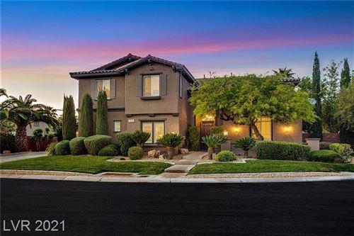 Photo of 7020 Via Locanda Avenue, Las Vegas, NV 89131 (MLS # 2289599)