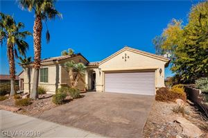 Photo of 2850 FREEDOM HILLS Drive, Henderson, NV 89052 (MLS # 2146600)