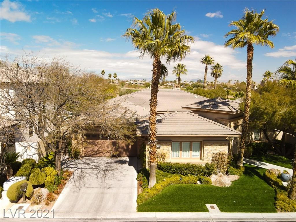 Photo of 3085 Soft Horizon Way, Las Vegas, NV 89135 (MLS # 2285600)