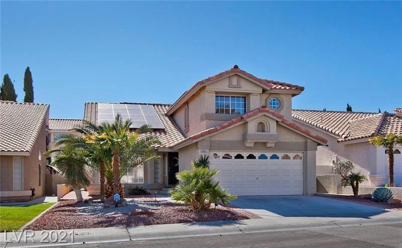Photo of 8241 Bermuda Beach Drive, Las Vegas, NV 89128 (MLS # 2331600)