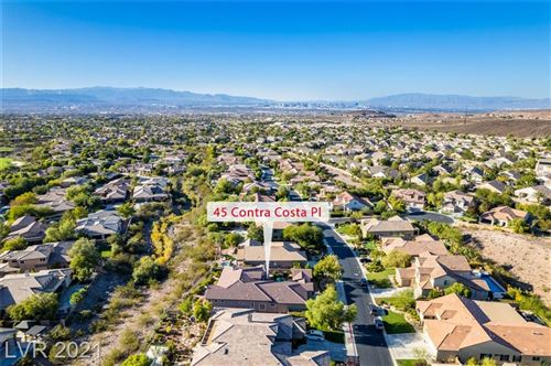 Photo of 45 Contra Costa Place, Henderson, NV 89052 (MLS # 2341602)