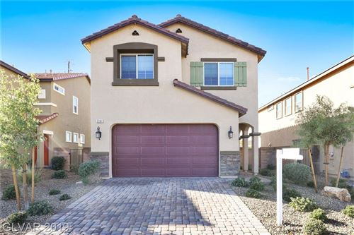 Photo of 2281 SKY ISLAND Drive, Henderson, NV 89002 (MLS # 2157603)