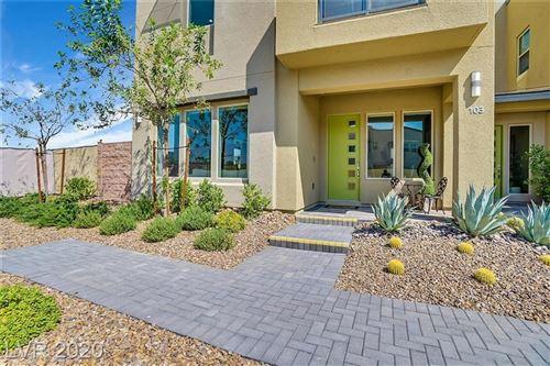 Photo of 1251 Rocky Gap Street #103, Las Vegas, NV 89135 (MLS # 2232603)