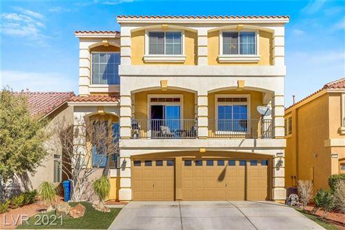 Photo of 6816 Cougar Avenue, Las Vegas, NV 89139 (MLS # 2270603)