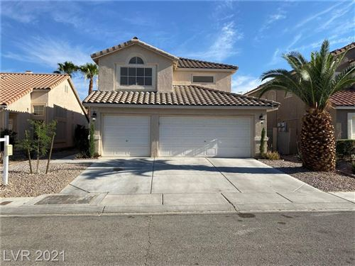Photo of 1829 Badger Canyon Avenue, North Las Vegas, NV 89031 (MLS # 2299604)