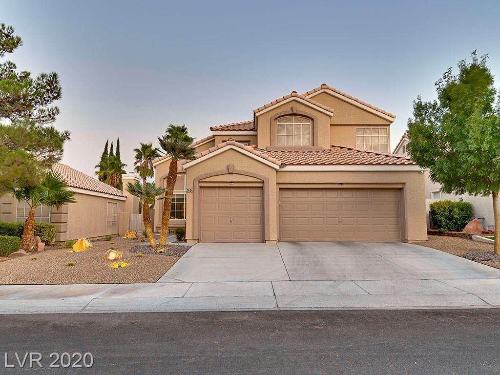 Photo of 2404 Satellite Beach Drive, Las Vegas, NV 89134 (MLS # 2234604)