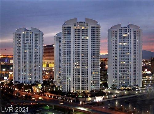 Photo of 2857 PARADISE Road #503, Las Vegas, NV 89109 (MLS # 2300605)