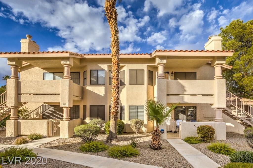 Photo of 7920 Esterbrook Way #201, Las Vegas, NV 89128 (MLS # 2250606)