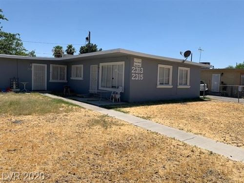 Photo of 2313 Stanley Avenue, North Las Vegas, NV 89030 (MLS # 2206607)