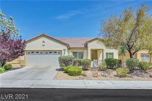 Photo of 7628 Homing Pigeon Street, North Las Vegas, NV 89084 (MLS # 2295607)