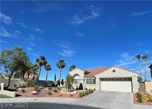 Photo of 2132 Stone Croft Street, Las Vegas, NV 89134 (MLS # 2304608)