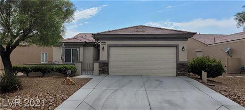 Photo of 7849 Homing Pigeon Street, North Las Vegas, NV 89084 (MLS # 2323608)