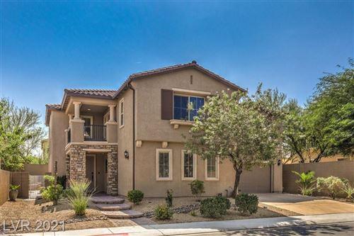 Photo of 2213 Barhill Avenue, North Las Vegas, NV 89084 (MLS # 2335608)