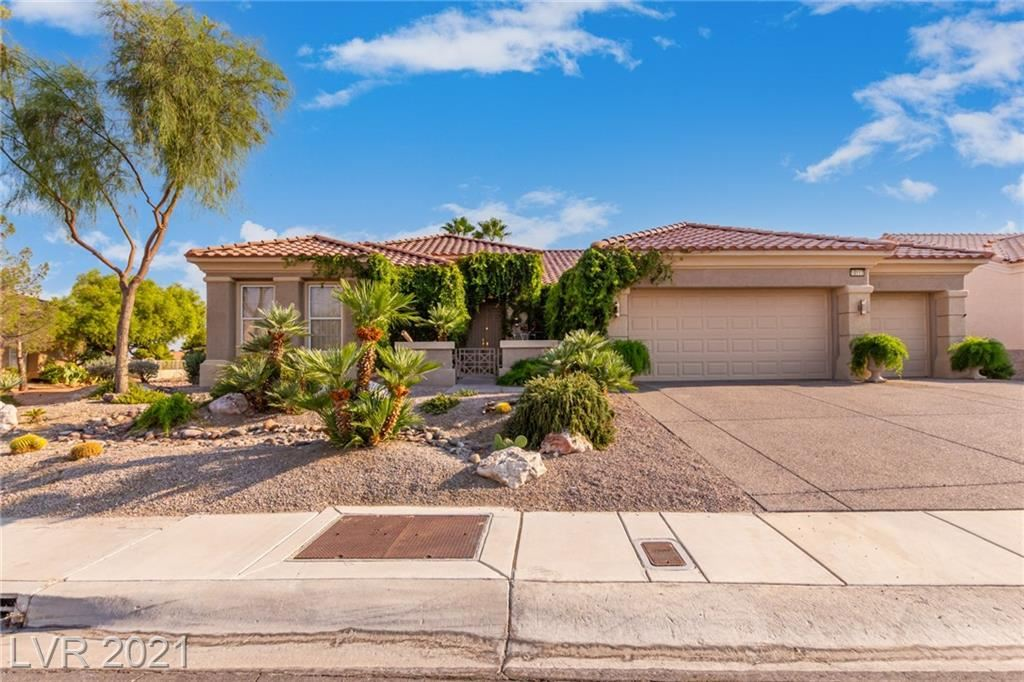 Photo of 10117 Villa Ridge Drive, Las Vegas, NV 89134 (MLS # 2329608)