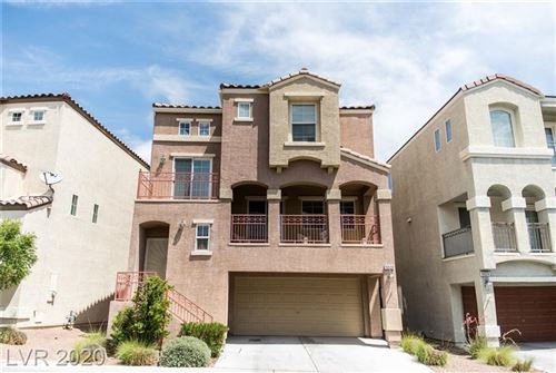 Photo of 10630 Gibbous Moon, Las Vegas, NV 89129 (MLS # 2187609)