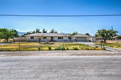 Photo of 6755 North Pioneer Way, Las Vegas, NV 89131 (MLS # 2289609)