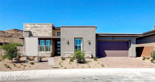 Photo of 9907 AMETHYST HILLS Street, Las Vegas, NV 89148 (MLS # 2165610)