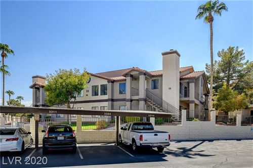 Photo of 1575 Warm Springs Road #3321, Henderson, NV 89014 (MLS # 2229610)