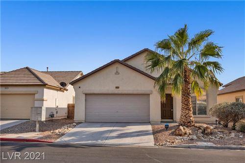 Photo of 3937 Yellow Mandarin Avenue, North Las Vegas, NV 89081 (MLS # 2335610)