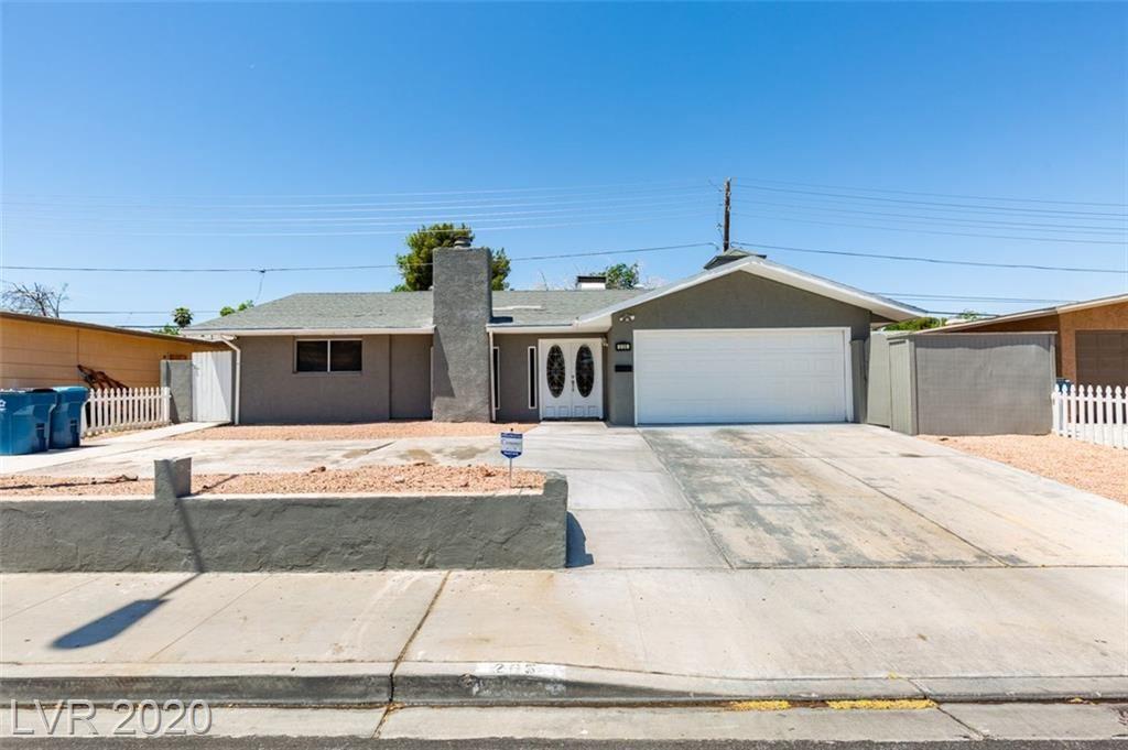 Photo of 205 Talmage Street, Las Vegas, NV 89107 (MLS # 2196610)