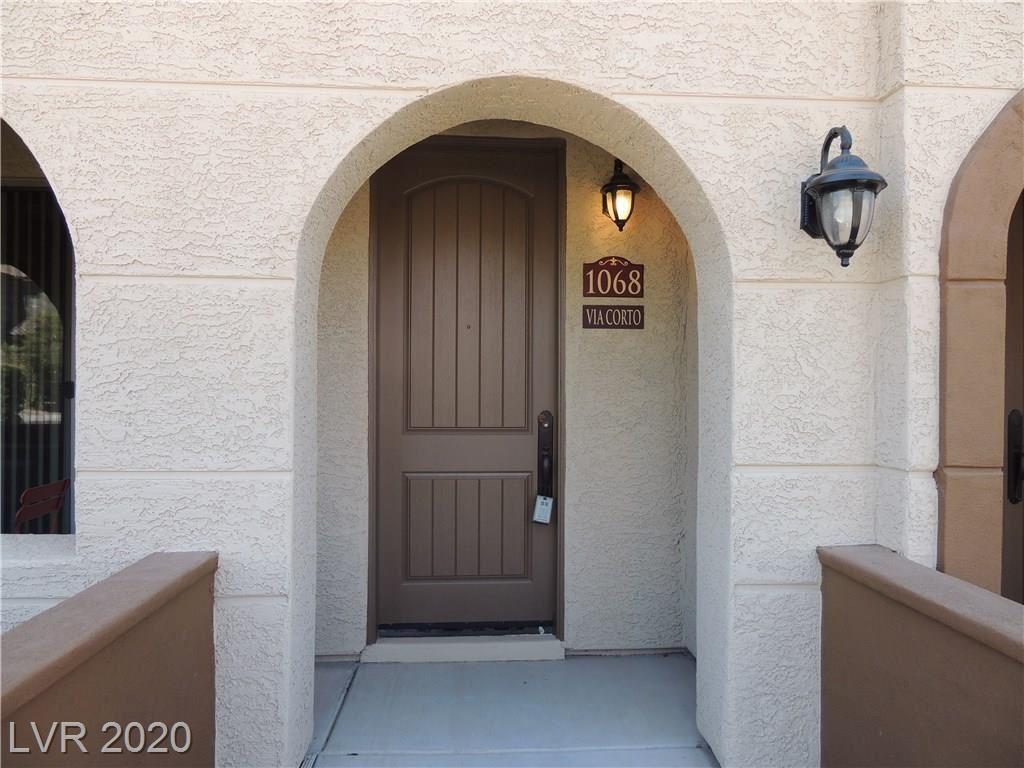Photo of 1068 Via Corto, Henderson, NV 89011 (MLS # 2205610)