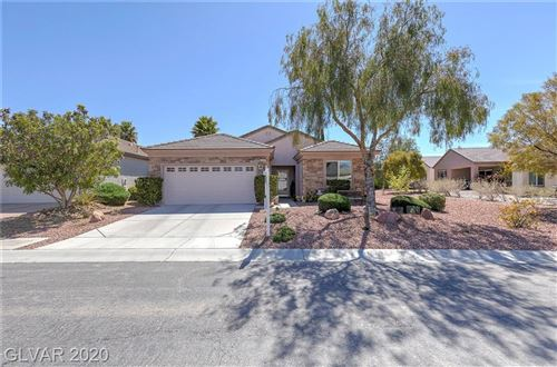 Photo of 2555 STARDUST VALLEY Drive, Henderson, NV 89044 (MLS # 2140611)