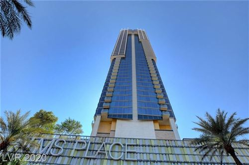 Photo of 4381 Flamingo Road #1722, Las Vegas, NV 89103 (MLS # 2222612)