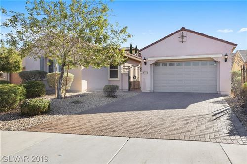 Photo of 2237 GONDI CASTLE Avenue, Henderson, NV 89044 (MLS # 2157615)