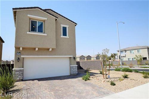 Photo of 4743 Agave Cactus Street, North Las Vegas, NV 89031 (MLS # 2331615)