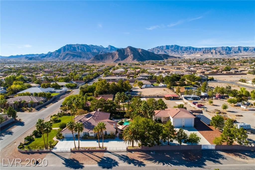 Photo of 8820 HICKAM Avenue, Las Vegas, NV 89129 (MLS # 2179615)