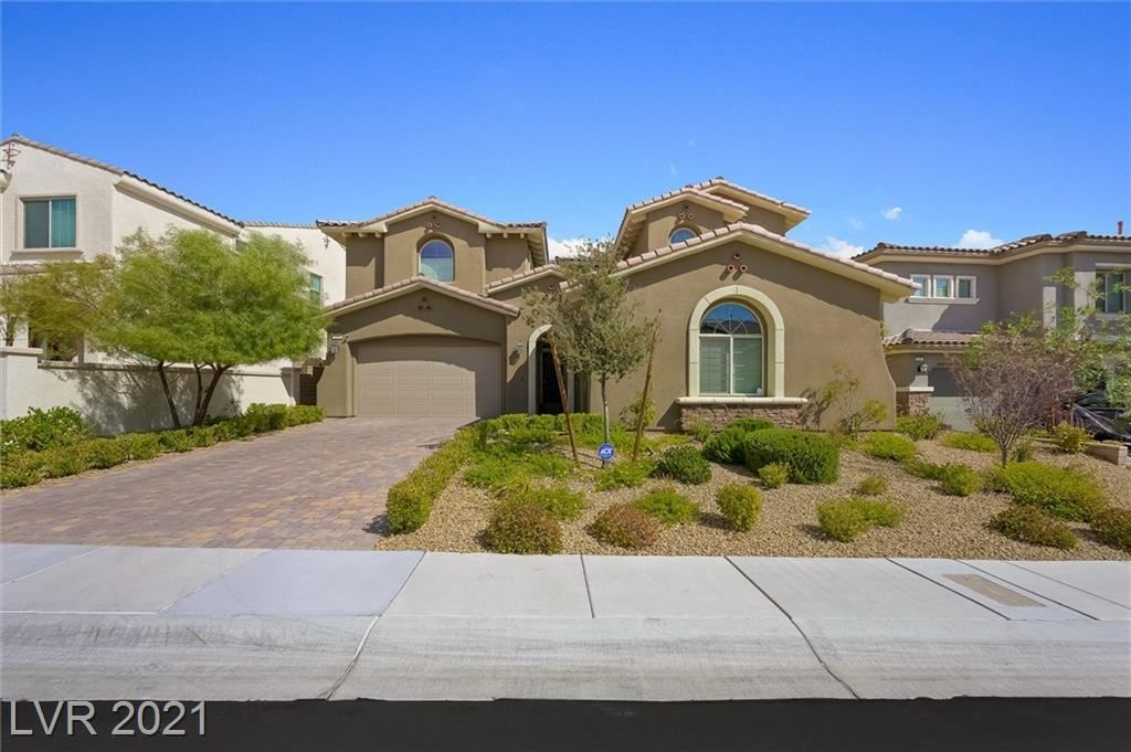 Photo of 322 Elder View Drive, Las Vegas, NV 89138 (MLS # 2341615)