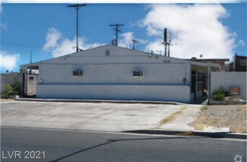 Photo of 1836 Lewis Avenue, Las Vegas, NV 89101 (MLS # 2318616)