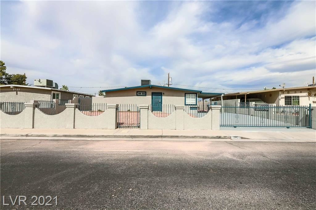 Photo of 1717 Belmont Street, North Las Vegas, NV 89030 (MLS # 2303616)