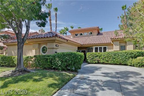 Photo of 8199 Pinnacle Peak Avenue, Las Vegas, NV 89113 (MLS # 2212617)