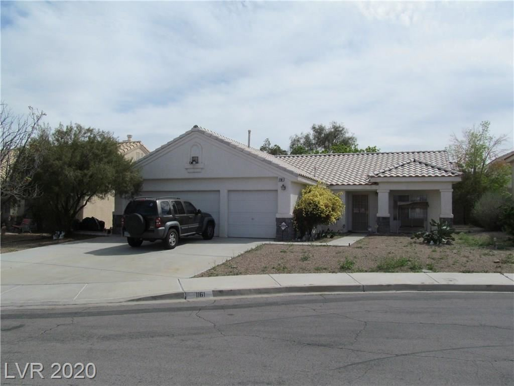 Photo of 1161 Founders Court, Henderson, NV 89074 (MLS # 2186617)