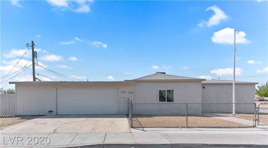 Photo of 2229 Donna Street, North Las Vegas, NV 89030 (MLS # 2223617)